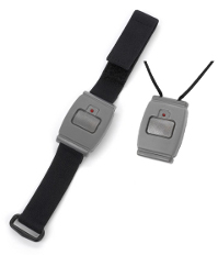Medical Alert System Buttons